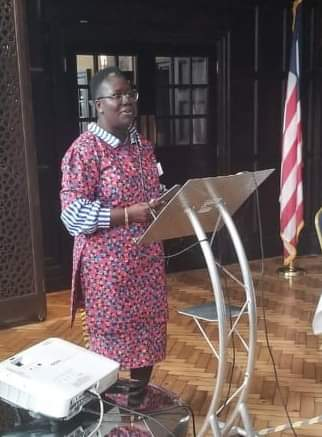 Dept. Foreign Minister Diggs