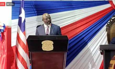 Roads & Agriculture, Principle Drivers of The PAPD, Says: President George Manneh Weah