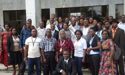 LAST WELL  In 419 Scandal? Liberia's CSOs WASH Network Calls For Probes