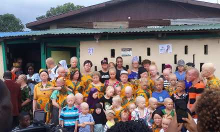 To Avoid Multiple Complications: Albino Society Boss Warns Pregnant Women to Seek Early & Regular Treatment, Begins Free Medical Outreach Friday