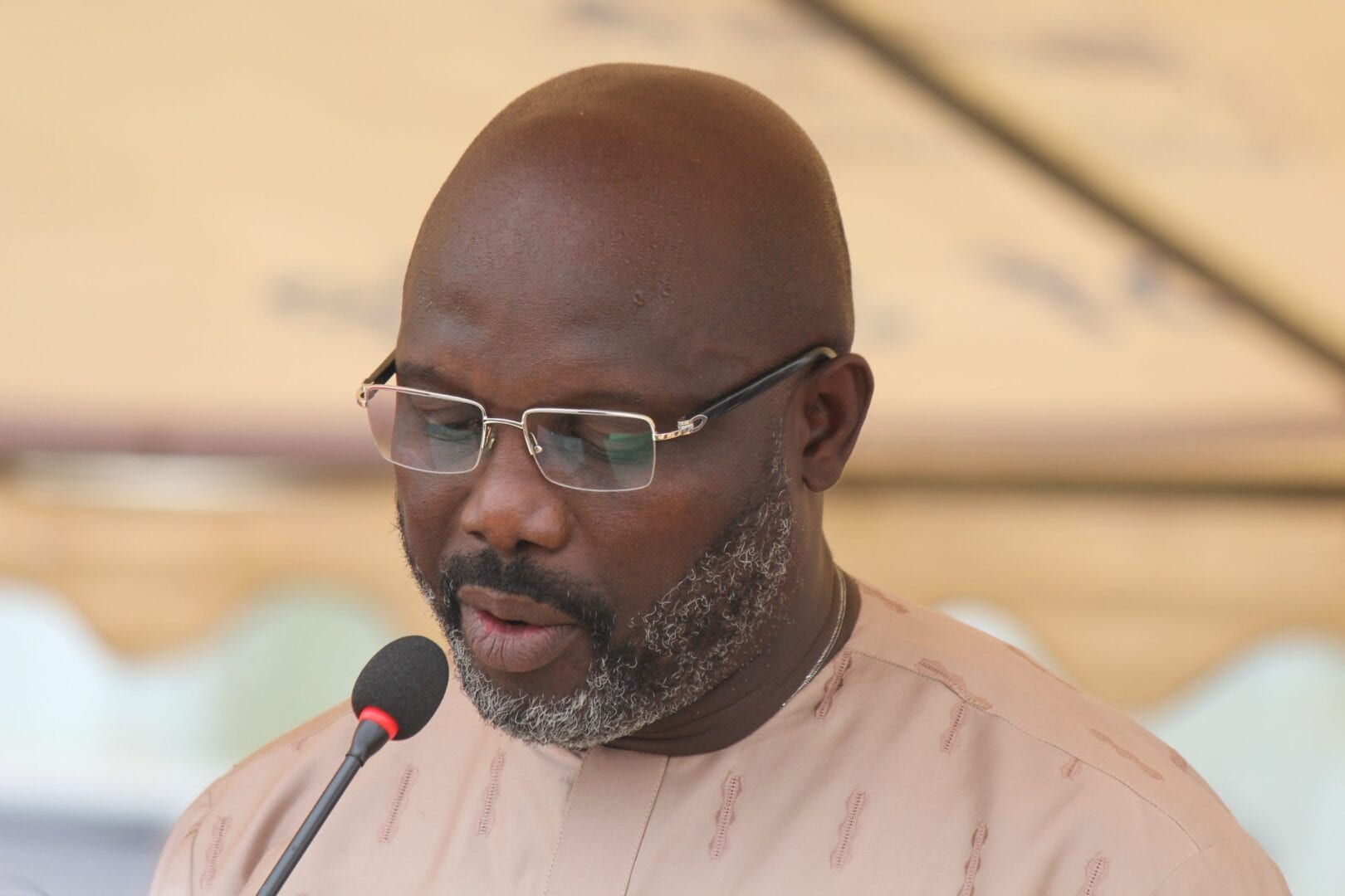 President Weah To Name Shame Poor Performing Officials Hails Public Works As Outstanding Ministry Under Two Years Of His Administration Kmtv News