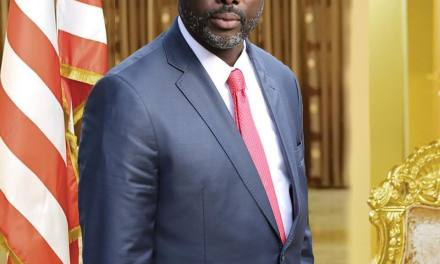 On State Of Emergency: Liberian Leader (George Manneh Weah) Finally Submits Communication To Lawmakers