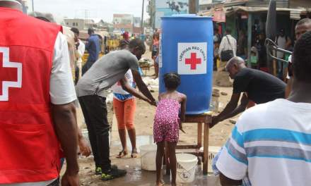 "Liberian Red Cross Warns of ""Exponential"" Increase in Liberia's COVID-19 Infections"