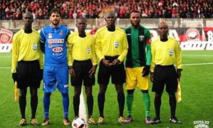 CAF Champions League Preliminary Round: Four Liberian Referees to Officiate in Darkar