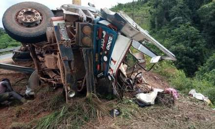 In Bong County, Six Reported Dead in Car Accident