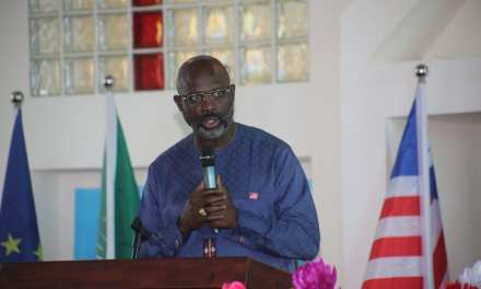 President Weah  Declares Special Election Day as Public Holiday
