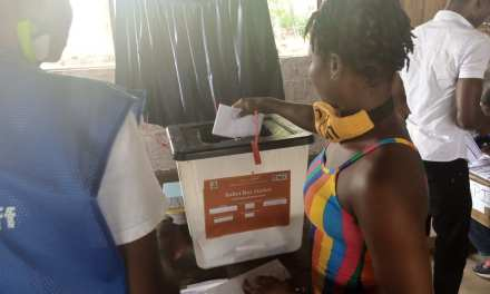 Tallying of Provisional Results Commences in Lower Nimba