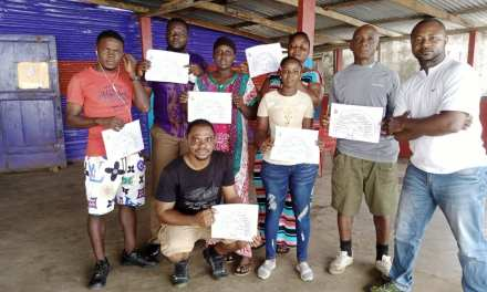 YOUNG LIFE LIBERIA CONDUCTS LEADERSHIP TRAINING IN ROBERTSPORT CITY