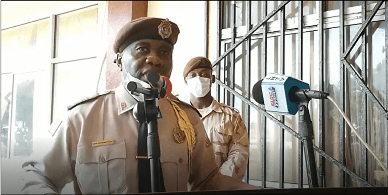 Immigration Service Attributes Lack of Officer at Some Crossing Points to Road Inaccessibility