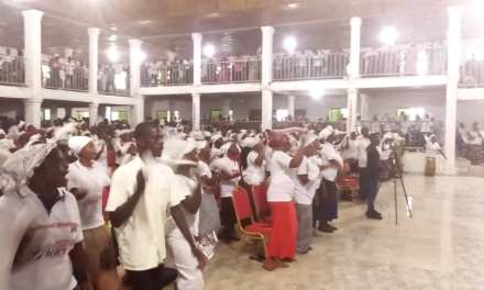 Christian Bible Church Ends Spiritual Emphasis – 2020