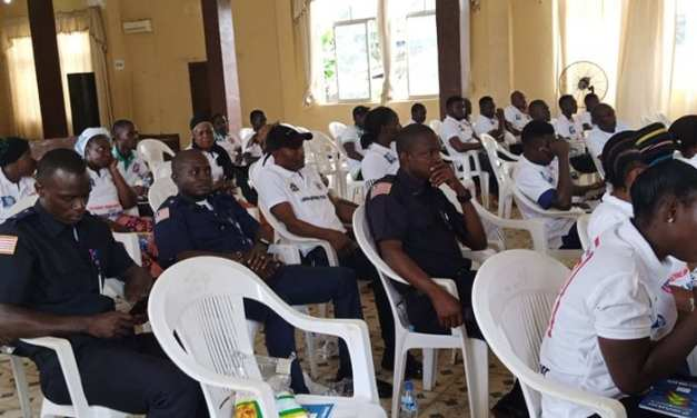 Road Safety Secretarial Embarks on  Campaign