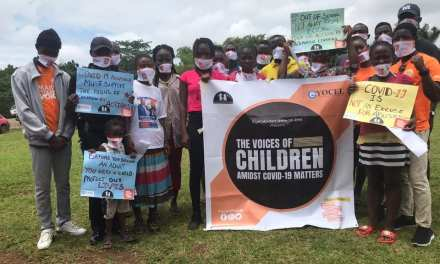 Right Holders Network Launches Child Rights Advocacy Campaign in Rural Montserrado