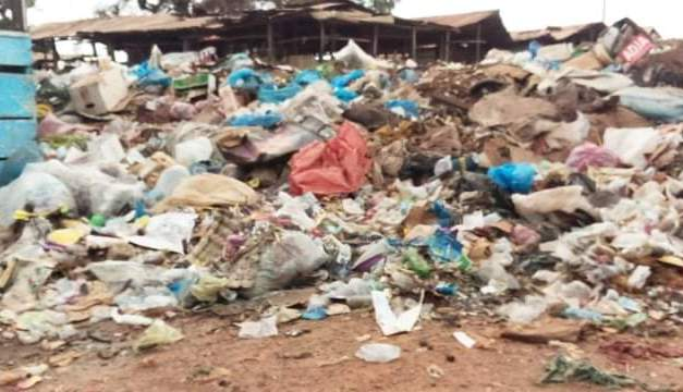 Ganta: Marketers Alarms Over Garbage Pollution