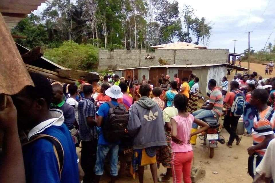 Man 54-YEARS COMMITS SUICIDE IN GRAND BASSA COUNTY