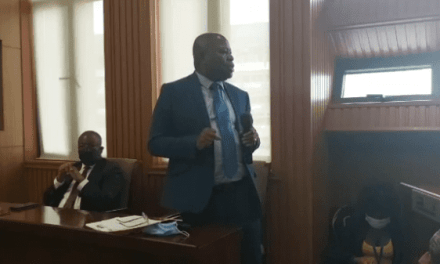 Senate Mandates MoJ to Revoke Solicitor General Cephas's Letter to NEC