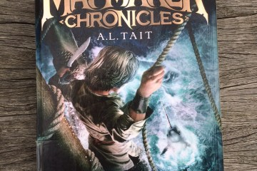 Book cover for A. L. Tait's 'The Mapmaker Chronicles: Race to the End of the World'
