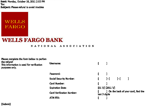 Bank, Chamber, Warn of Wells Fargo 'Phishing' Scam - KMXT