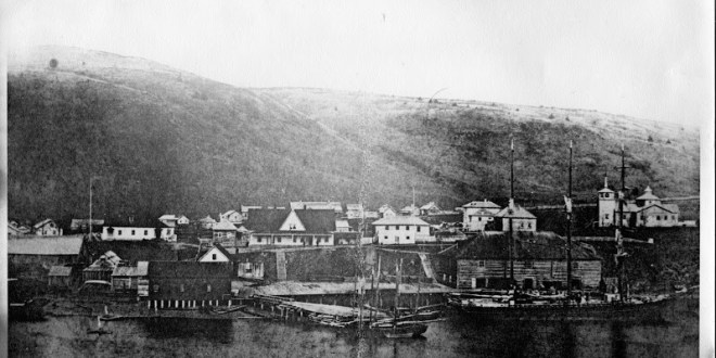 Walking Tour Gives a Glimpse of Historic Kodiak
