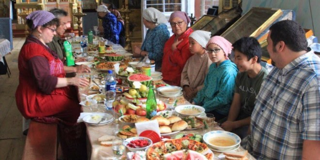 Local Group Goes to Russia to Visit the Birthplace of Saint Herman