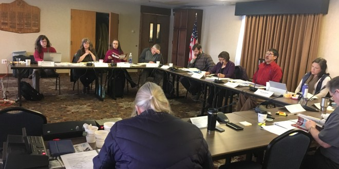 Kodiak / Aleutians Subsistence Regional Advisory Council meets in Kodiak