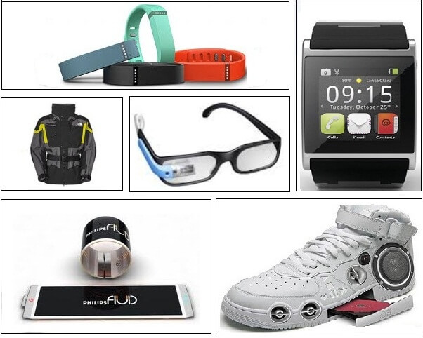 Wearable Gadgets and Mobile Data Use