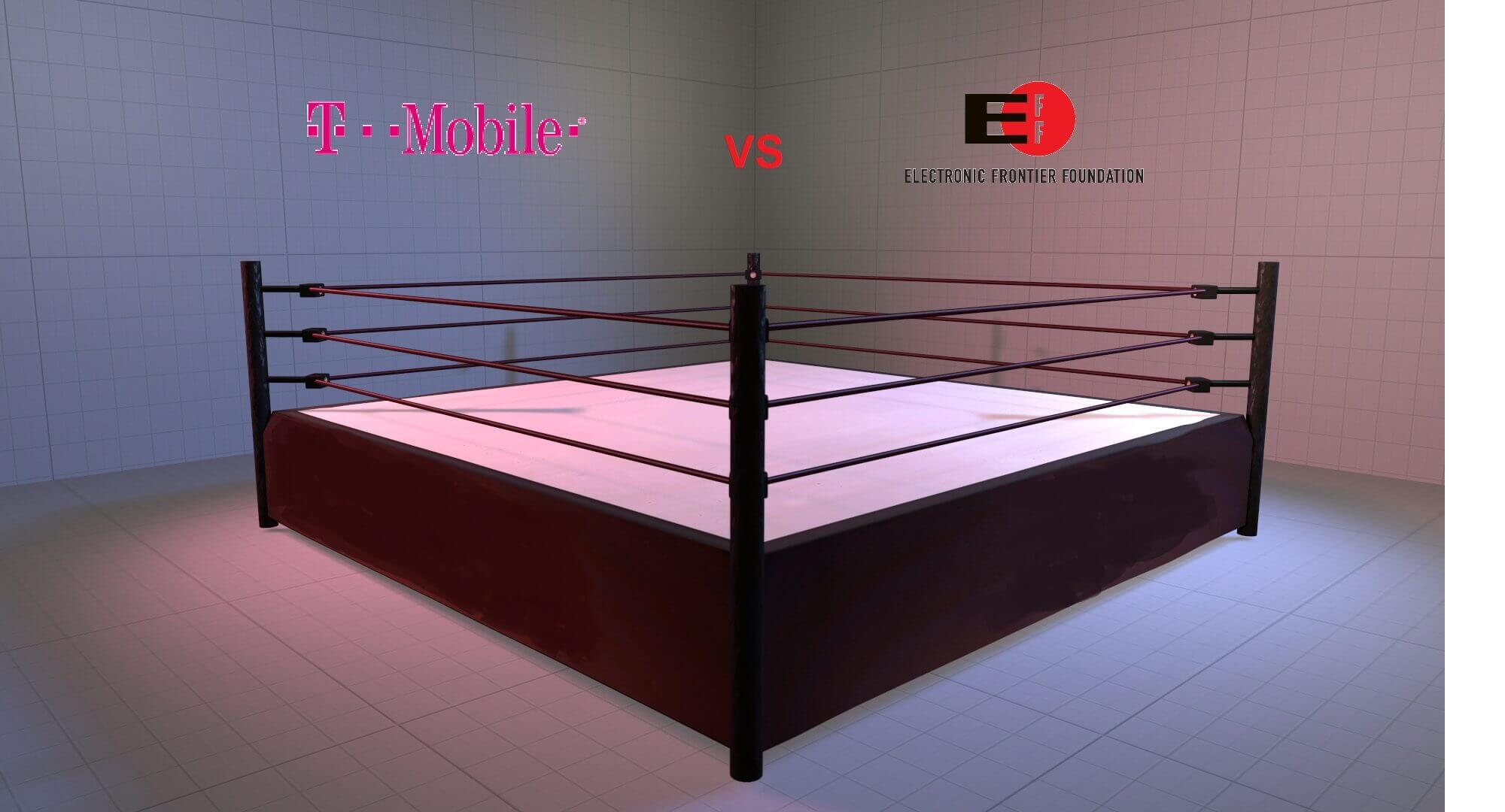 Rant : T-Mobile vs The Electronic Frontier Foundation (EFF) – BingeOn
