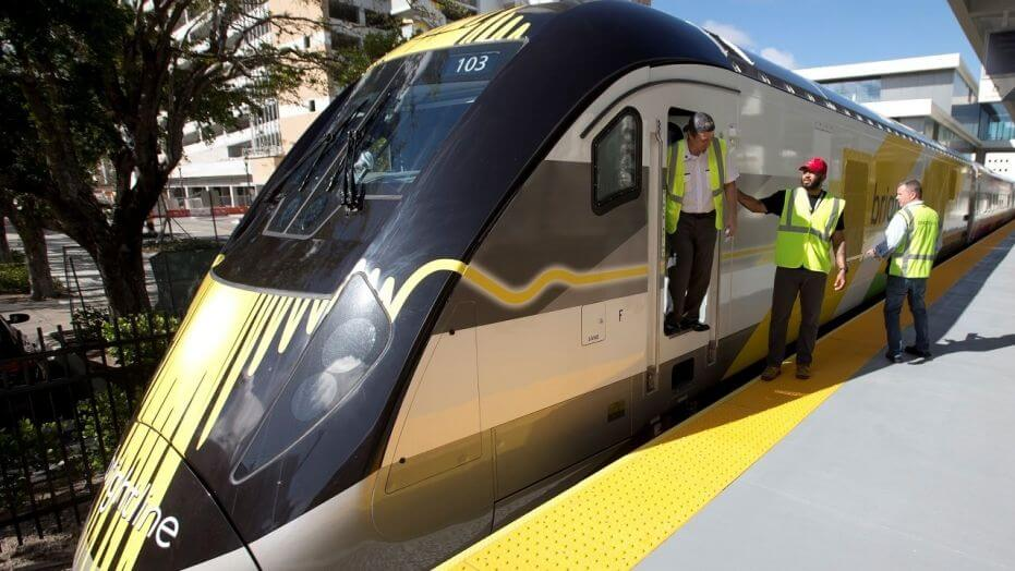 A Review of the Florida Brightline Railroad – Amazing Experience with one Fatal Flaw