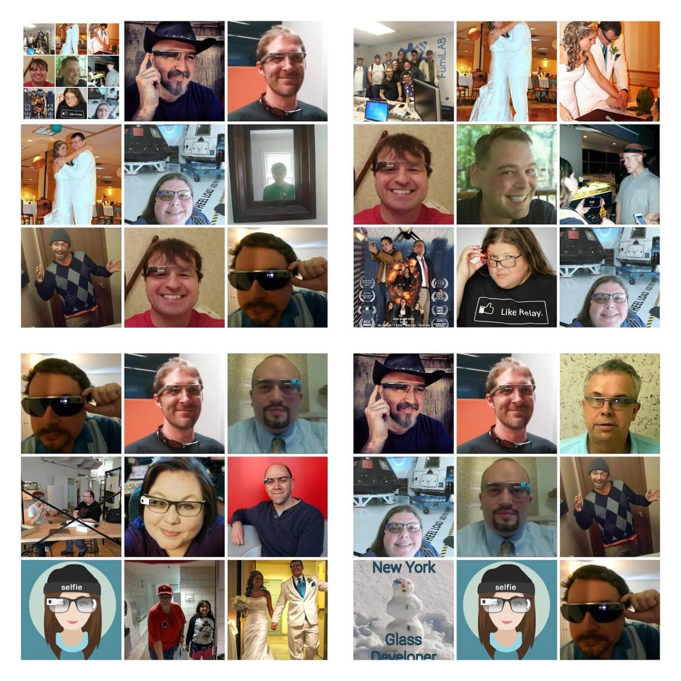 Google Glass Owners Share Their Favorite Memories