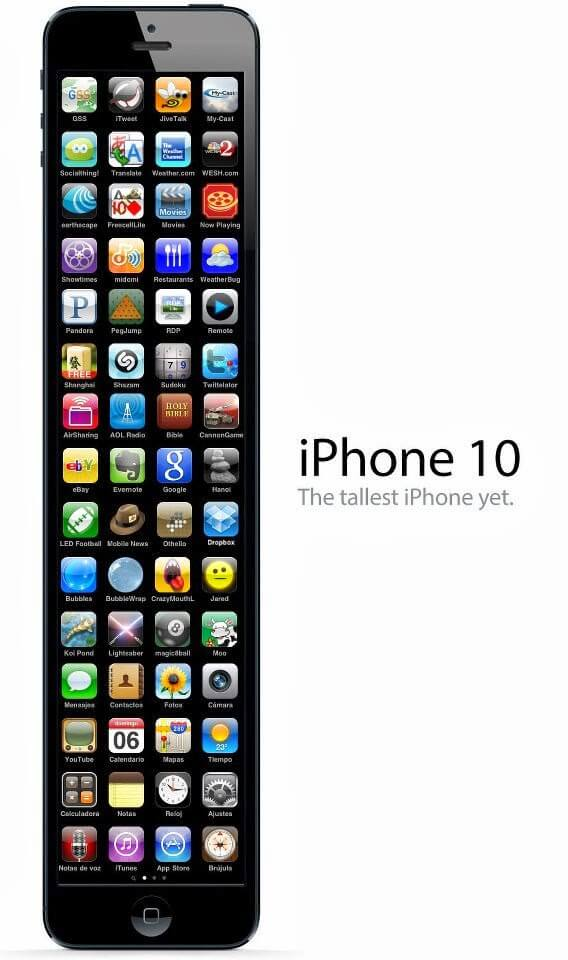 BREAKING NEWS : Apple just announced the iPhone 10