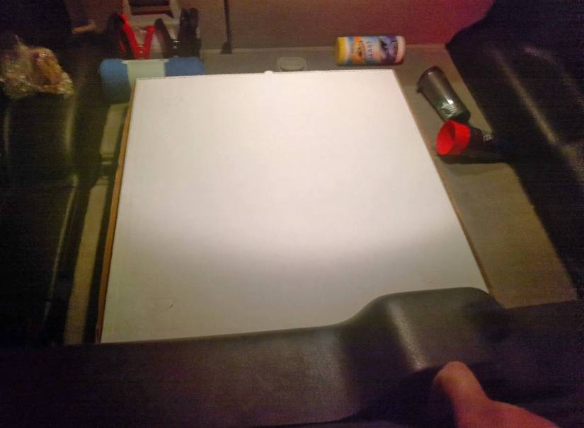 thats one big pizza box #throughglass