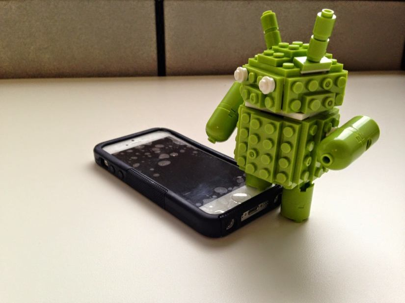 I deem thee #DroidZilla   A Legendary Superhero who goes around putting Apple Products in its proper place.