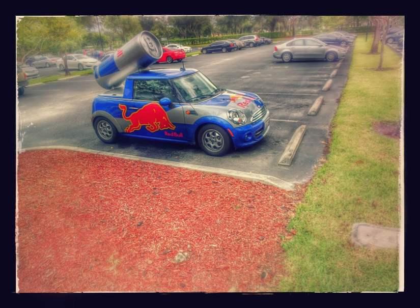 Hey +Red Bull- You Guys Rock!
