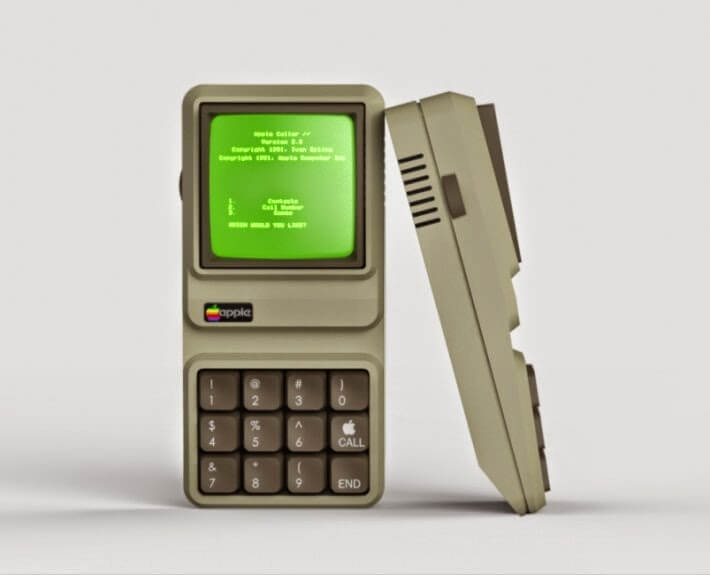 Leaked image of the next iPhone from those folks at Apple.#iPhone  #Apple  #Leak