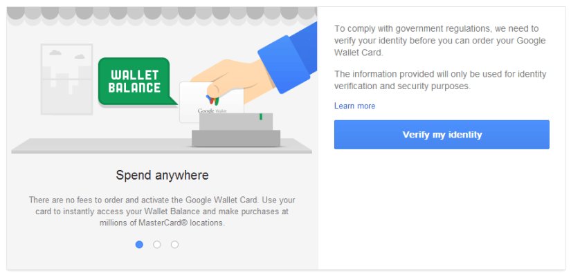 Want a Physical Google Wallet Card? Of Course You Do, Order Yours Today!http://www.androidheadlines.com/2013/11/want-physical-google-wallet-card-course-order-today.html  #Android  #GoogleWallet  #NFC  #mobilepayments