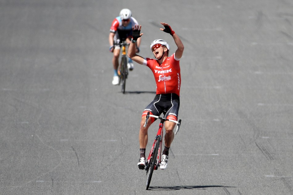 Cycling: 13th Amgen Tour of California 2018 /  Stage 3