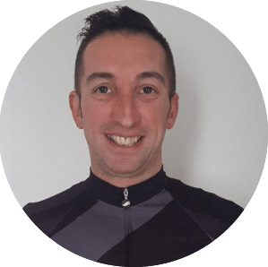 """Alessandro Da Re Born in Conegliano Veneto on 18 September 1978, the """"Bomb"""" is the creator of the project and has always been a great fan of cycling. He has practiced cycling since his youth in the youth categories, where he has obtained excellent placings, and still participates in amateur competitions."""
