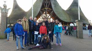 Bezoek Efteling 2015