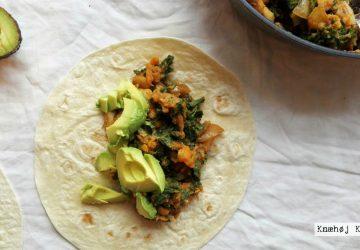 Veganske burritos
