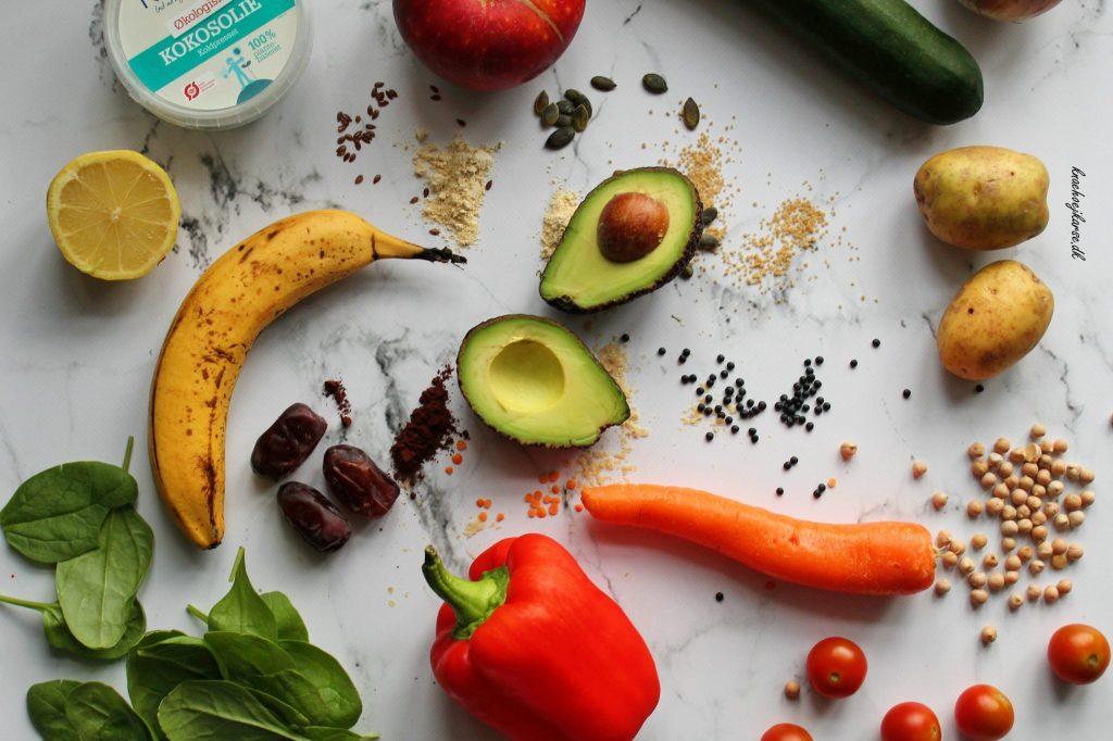 Veganske basisvarer