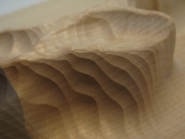 windcuts model closeup - weather front