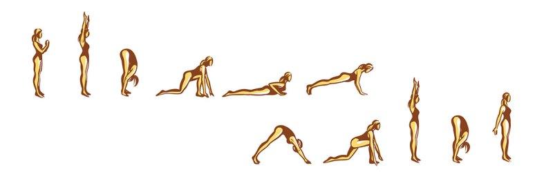knappe-illustration-infografik-Yoga