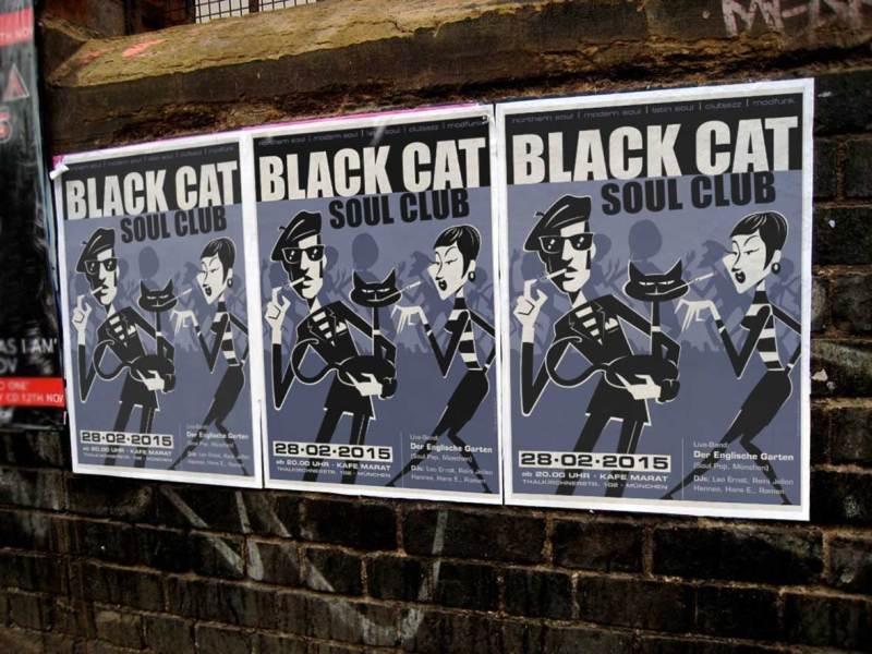 Flyer Poster München