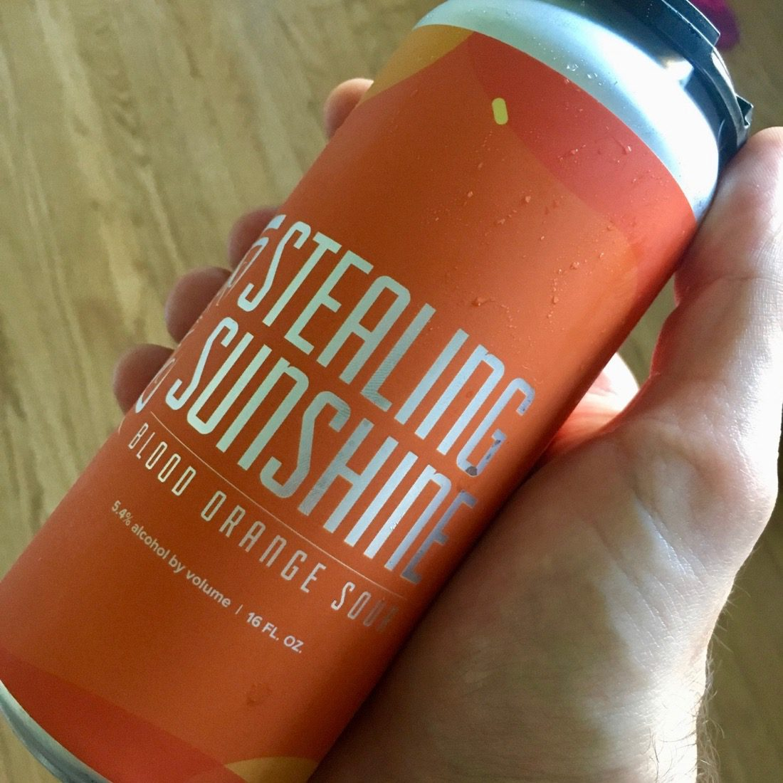 Afternoon Beer Break: Black Horizon Stealing Sunshine