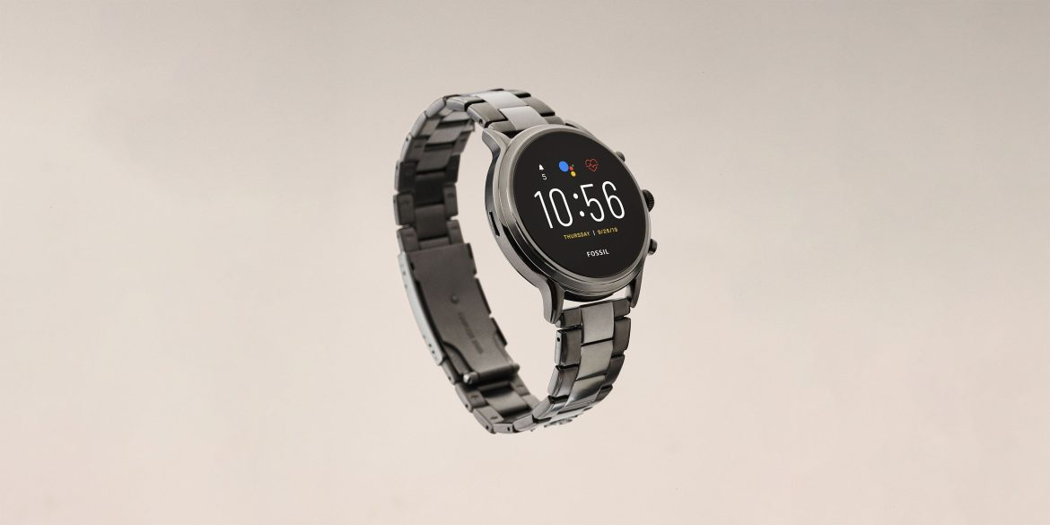 Fossil releases newer, better Wear OS watches