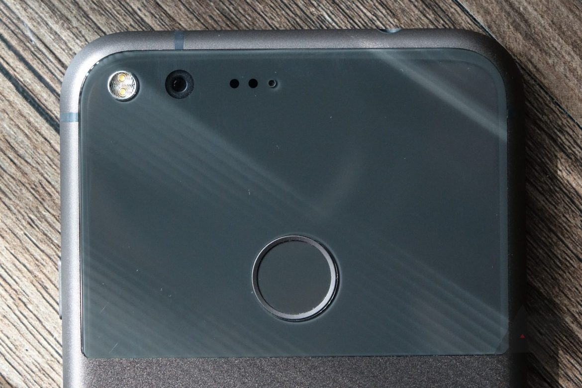 Have a good Google Pixel?  You can do more with the fingerprint sensor