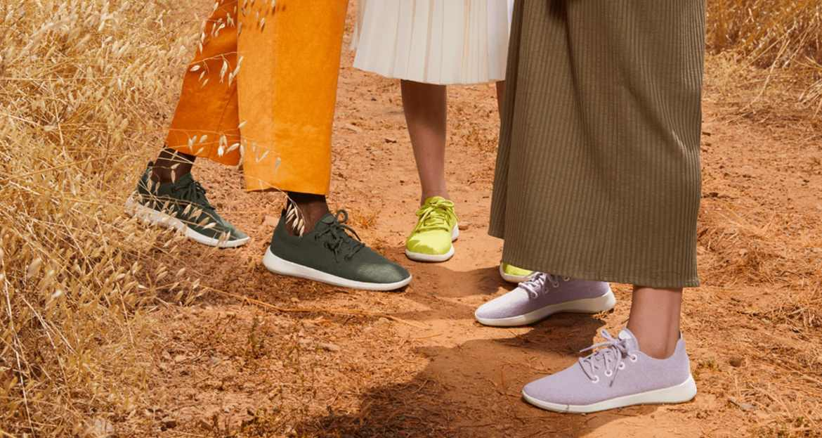 Allbirds shoes steps into the new Savanna-inspired color collection