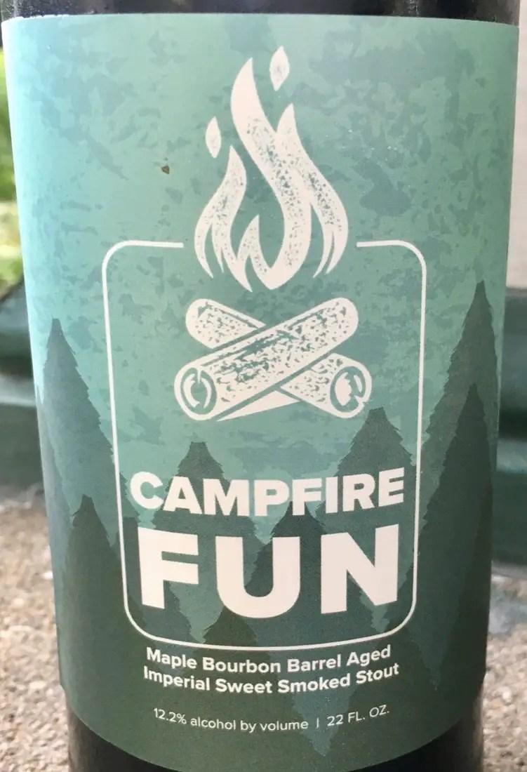 Afternoon Beer Break: Black Horizon Campfire Fun