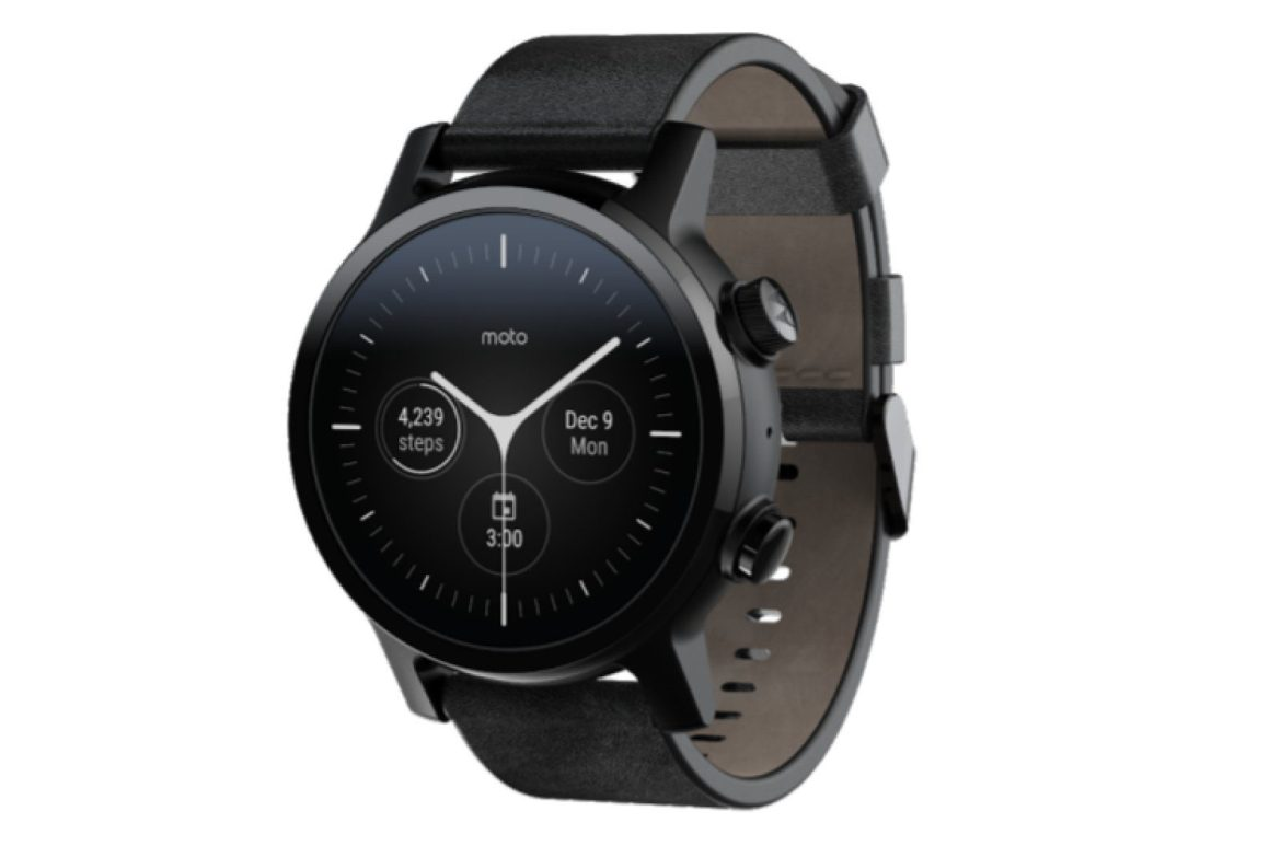 When is a Moto not a Moto? The return of the Moto360 smartwatch!