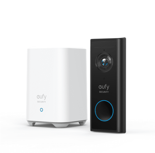 Coming soon – the Eufy wireless video doorbell