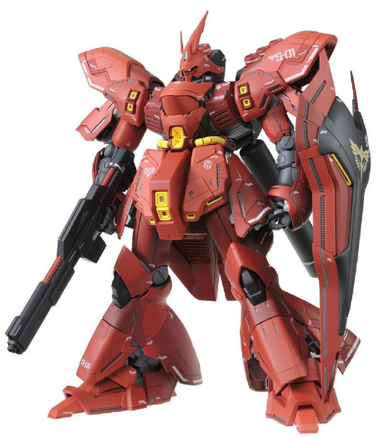 Our latest obsession: Bandai model kits